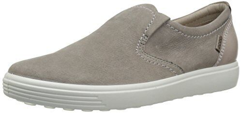 ECCO Womens Soft 7 Slip Pick on Fashion Sneaker 38- Pick Slip SZ/Color. e39dad