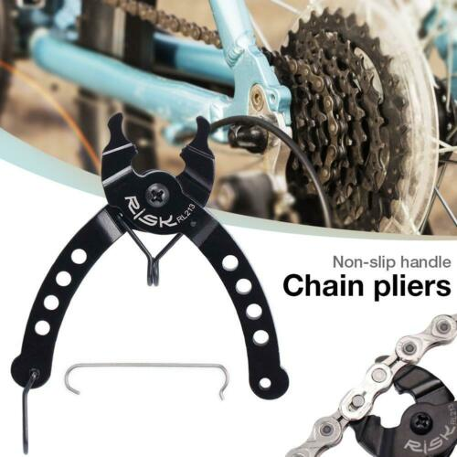 Missing Link Plier Black Bicycle Bike Cycle Chain Link Remover Opener Closer