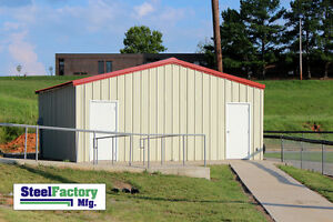 metal garages kits