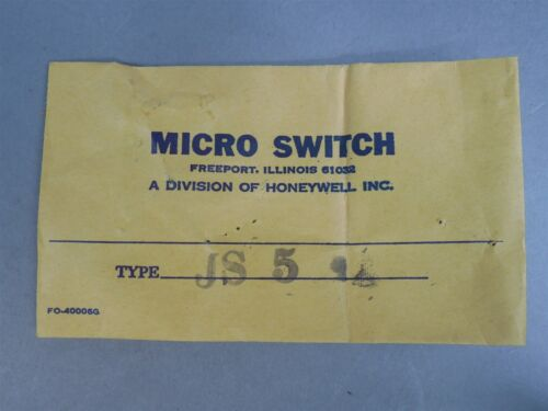Lot of 6 Honeywell Microswitch JS5 Switch Actuator Adapter NEW