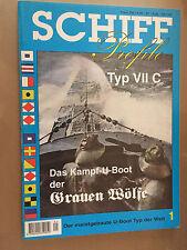 SCHIFF PROFILE n°1 - DAS KAMPF U-BOOT TYP VII C
