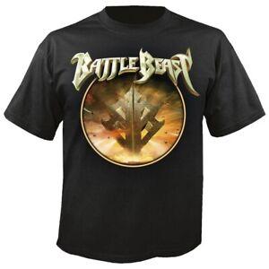Begeistert Battle Beast Fanartikel & Merchandise Hollywood Endings T-shirt
