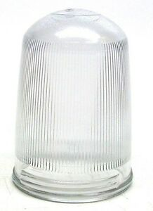 Image is loading NEW-COOPER-CROUSE-HINDS-G24-CLEAR-GLASS-GLOBE-  sc 1 st  eBay & NEW COOPER CROUSE-HINDS G24 CLEAR GLASS GLOBE FOR LIGHT FIXTURE CB ...