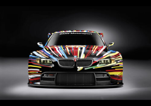 BMW M3 GT2 ART NEW A4 POSTER GLOSS PRINT LAMINATED