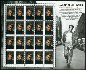USA-MiNr-2745-postfrisch-MNH-James-Dean-Film-GG809