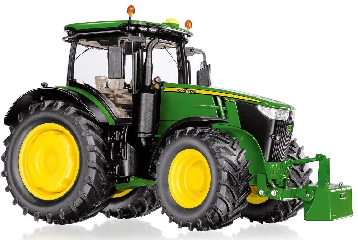 WIK77837 - Tracteur JOHN  DEERE 7310R  - 1 32  première réponse