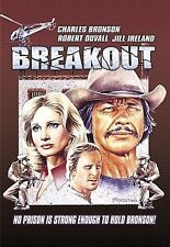 Breakout (DVD, 2002)  Charles Bronson   RATED PG