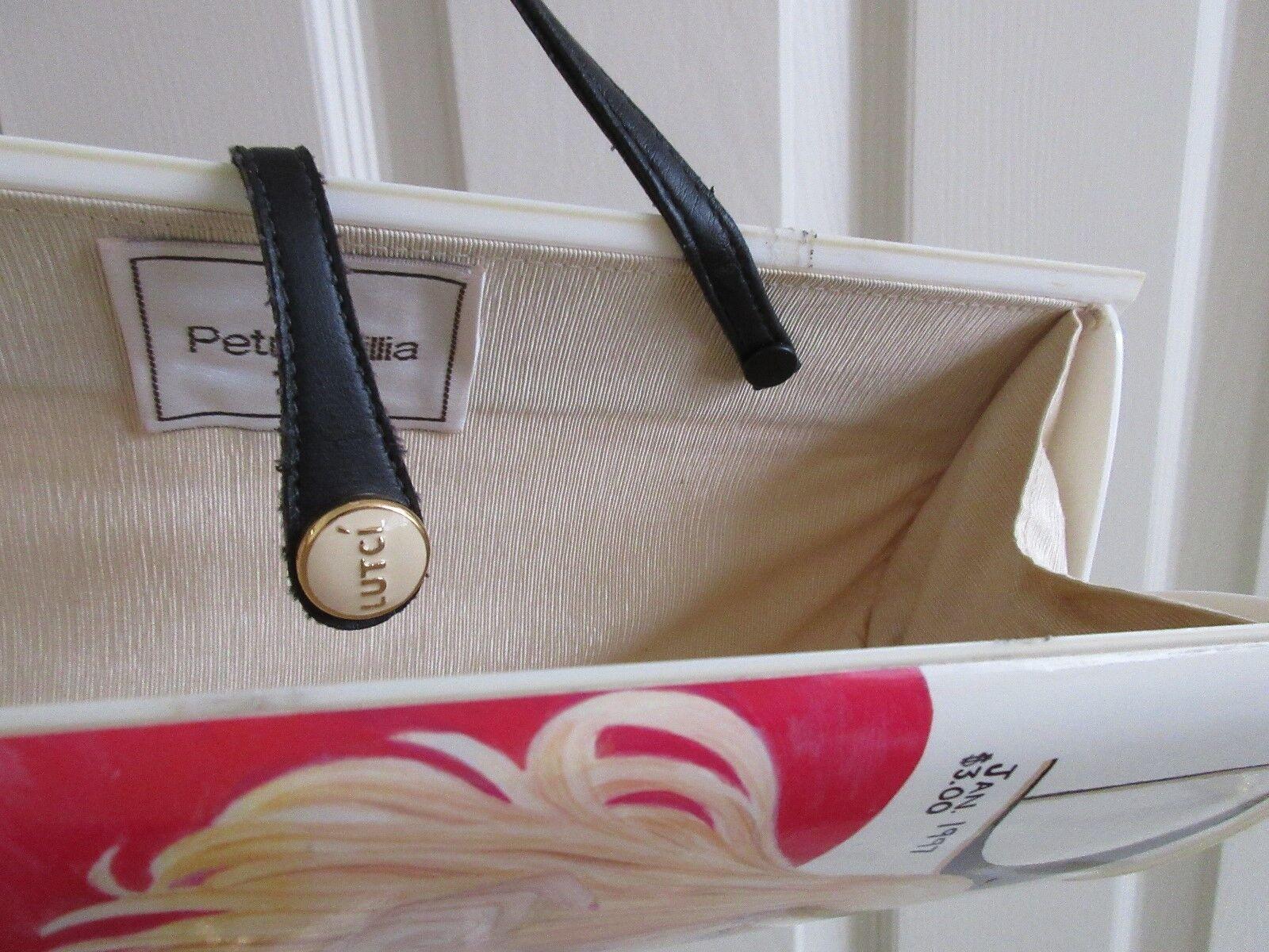Vintage DIVA Fashion Magazine Clutch/Handbag /Purse w B