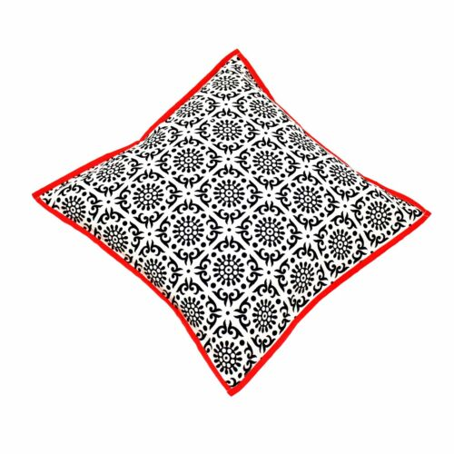 Indian Handmade Home Décor Ethnic Cotton Pillow Shams Couch Cushion Cover Case