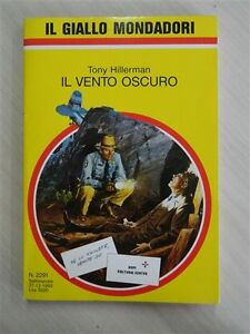 Book-the-Yellow-Mondadori-Tony-Hillerman-the-Wind-Rises-N-2291-12-1992-OMA204