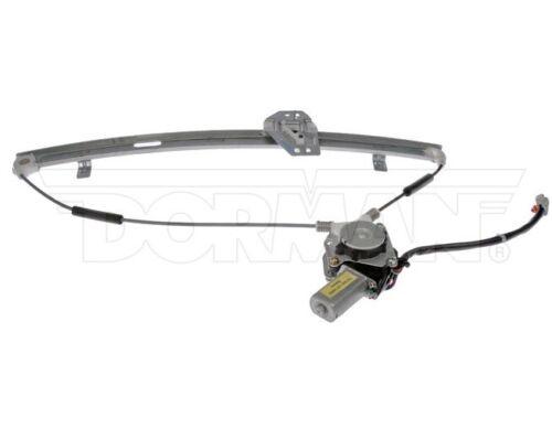 Front Driver Left Pwr Window Motor and Regulator Dorman For Honda Odyssey 99-02