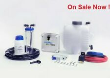 Moto/Coche Hidrógeno Hho Kit ahorrador de combustible-gasolina, de gasóleo hasta 1400cc Reino Unido Vendedor