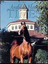 Arabian Horse Times - April 2004 - Vol. 34, No. 11