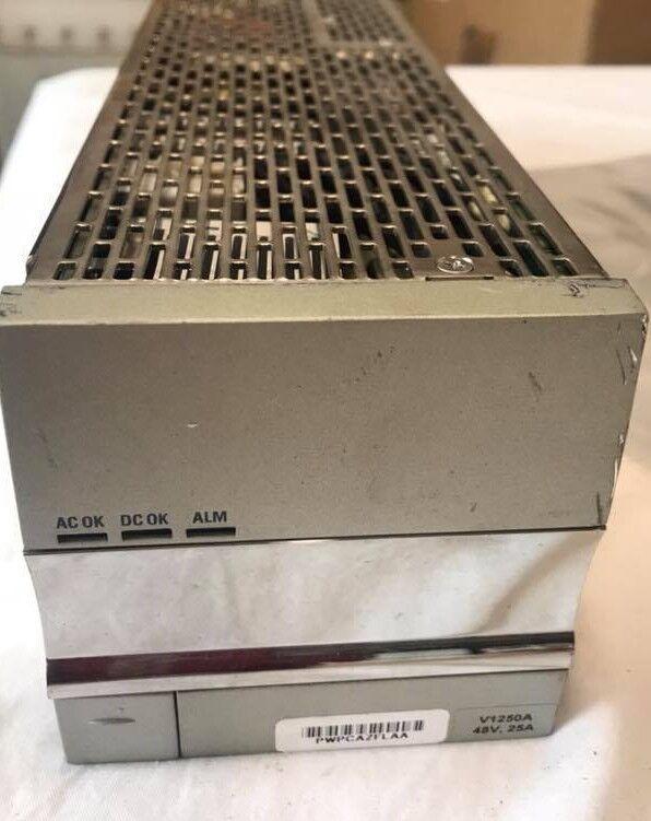 ELTEK VALERE POWER V1250A 48V 25A RECTIFIER SERIES