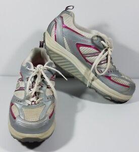 zapatos skechers shape ups dama