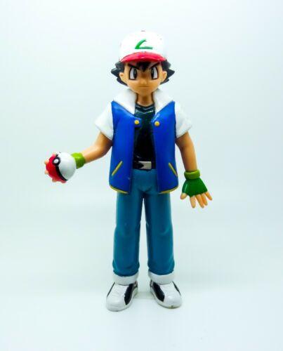 Pokemon Tomy chiffres officiels LOOSE RARE Ash Brock Misty James TV vintage rare