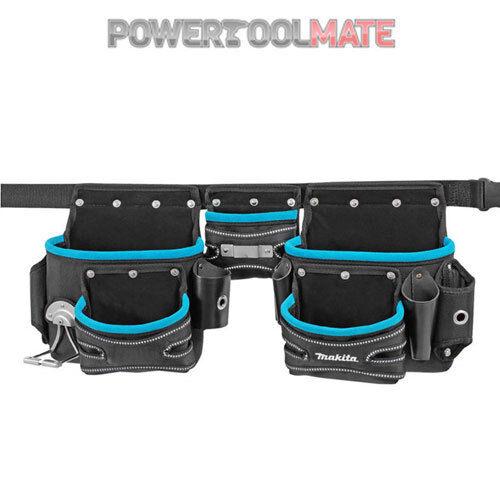 Makita P-71772 3-Pouch Tool Belt Set