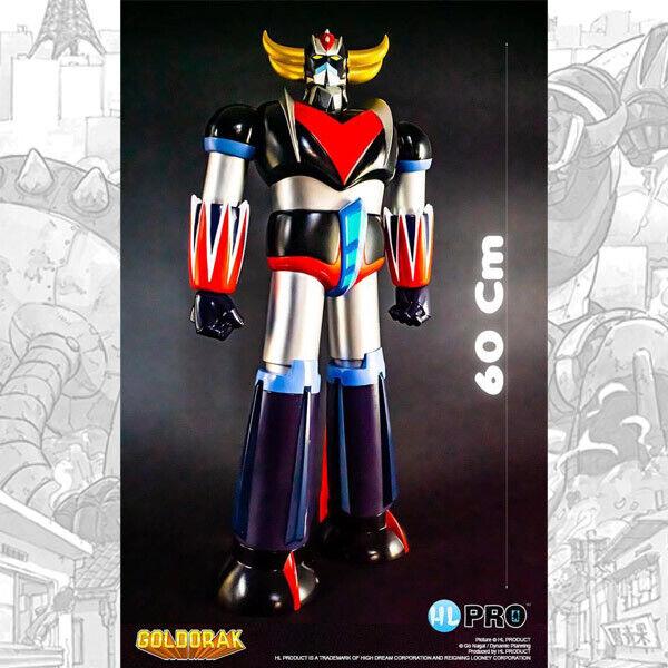 Goldorak figurine articulée 60 cm 2020 Classic Grendizer 961834