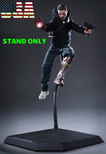 Dynamic Stand For 1//6 Scale Action Figure Hot Toys Phicen Verycool Display ❶USA❶