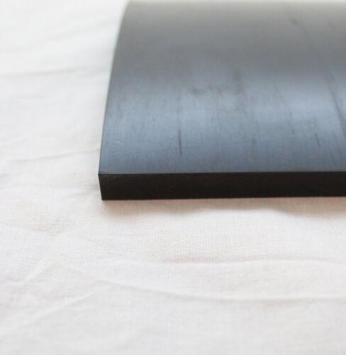 Gummimatte SBR 8mm1200x100mm0,12 m² Dichtung Bautenschutz Gummi Isolierung