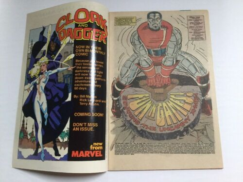 Uncanny X-Men 192 NM Near Mint Marvel Comics