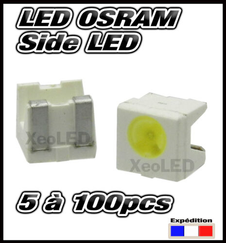 SL LED CMS OSRAM SIDELED LW A6SG blanc SMD LED