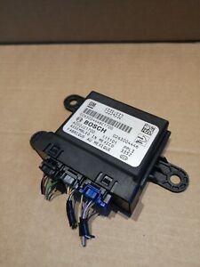 Mokka 2013-On Parking Pilot Control Module Bosch 0263004446 13354532