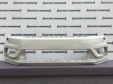 VW PASSAT R LINE 2011-2015 FRONT BUMPER IN WHITE GENUINE [V390]