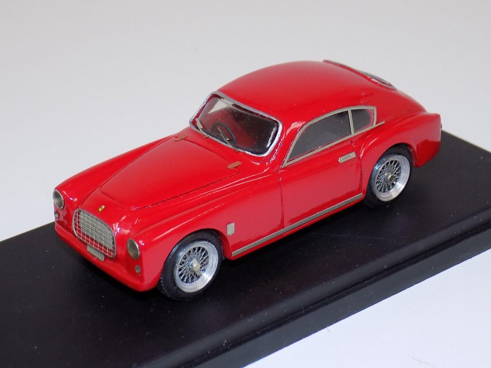 1 43 Jolly Model Ferrari 340 Ghia Versione Clienti Rossa 1957   JL 294