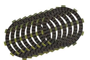 2000-2003 HONDA SHADOW ACE 750 CLUTCH PLATES SET 8 FRICTION PLATES CD1230