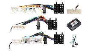 Car-Radio-Adapter-Steering-Wheel-Cable-for-Nissan-Terrano-2-Qashqai-1-J10