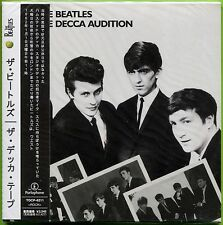 The Beatles THE DECCA AUDITION Japan mini LP CD sealed w/OBI Strip & Info Sheet