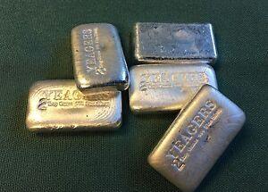 2-oz-Hand-Poured-999-Silver-Bullion-Bar-by-YPS-Bare-Bones