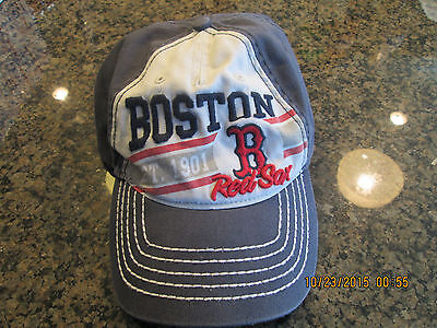 Aggressiv Mlb Team Hut Boston Red Sox Hut/kappe Twins Enterprise Größe 1