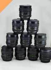 10 in lot MC Mir-24N 24H 2/35 Russian  Wide Angle Iens Nikon mount EXC for Nikon