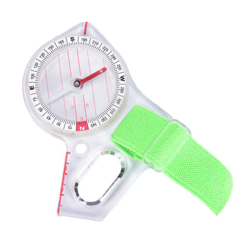 Thumb Compass Elite Competition Orienteering Compass Compass Map Scal/_NSNJ