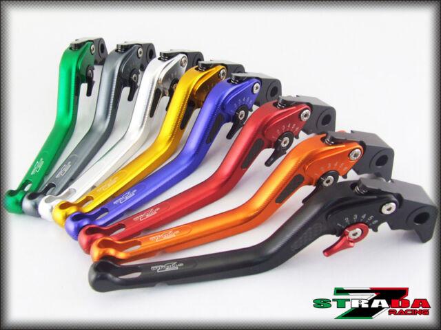 /2018//Supermoto 650//Super Enduro 690/2006/ Paar Hebel Lange aus eloxiertem Aluminium f/ür KTM Duke 690/2012/ /2013//SMC 690//690/smc-r 2012/ /20 /2013//Supermoto 690/2006/