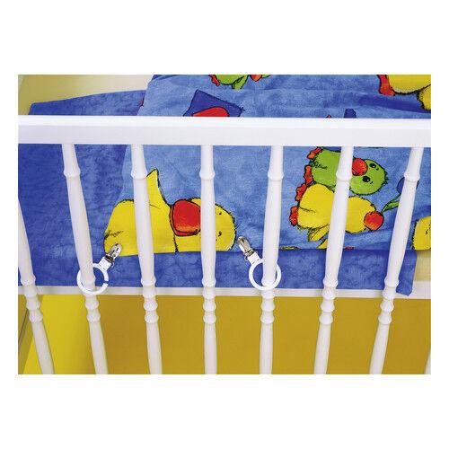 Bettdeckenhalter Baby Bett Sicherung Kinderbett Bettwäsche Sicherheit Sunnybaby