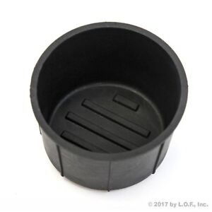 Ford-F150-2009-14-Rear-Center-Console-Cup-Holder-Rubber-Insert-Liner-Right-Side