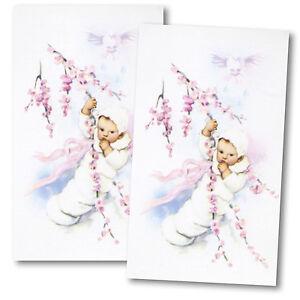 Baptism Christening Custom Prayer Cards 24 Laminated