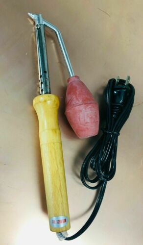 MADE IN TAIWAN NOS 60 Watt Desoldering Iron with Vacuum Bulb PROMASTER-1