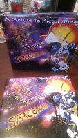 A Salute To Ace Frehley - Spacewalk Cd (kiss) Dimebag Darrell Bach Guns Clarke