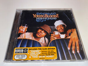 CD: YOUNGBLOODZ - Drankin' Patnaz (2003)Atlanta Georgia Crunk Rap