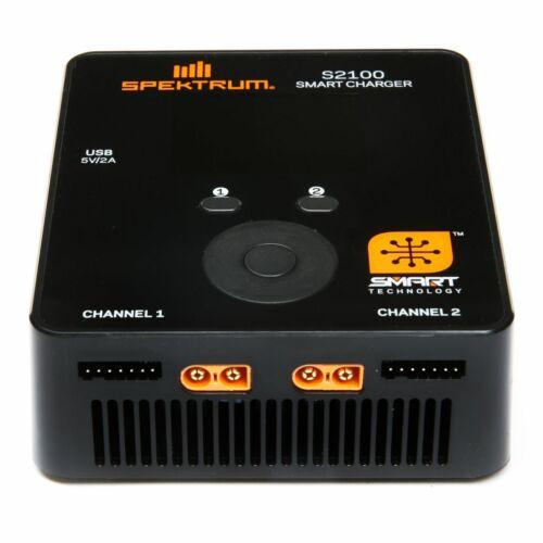 O-SPMXC1010I 2x100W EU Plug Spektrum Smart S2100 AC Charger