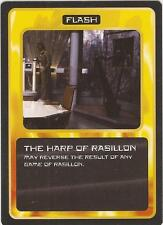 "Doctor Who MMG CCG - Flash ""The Harp of Rasillon"" Card"