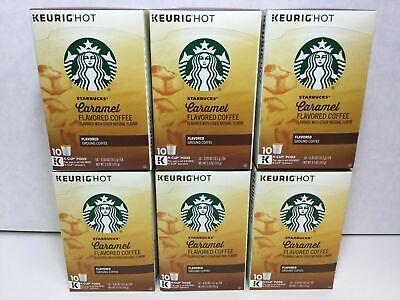 Starbucks Caramel Keurig K-Cup Pods, Medium Roast, 60 Count, JUNE 2020 762111949578   eBay