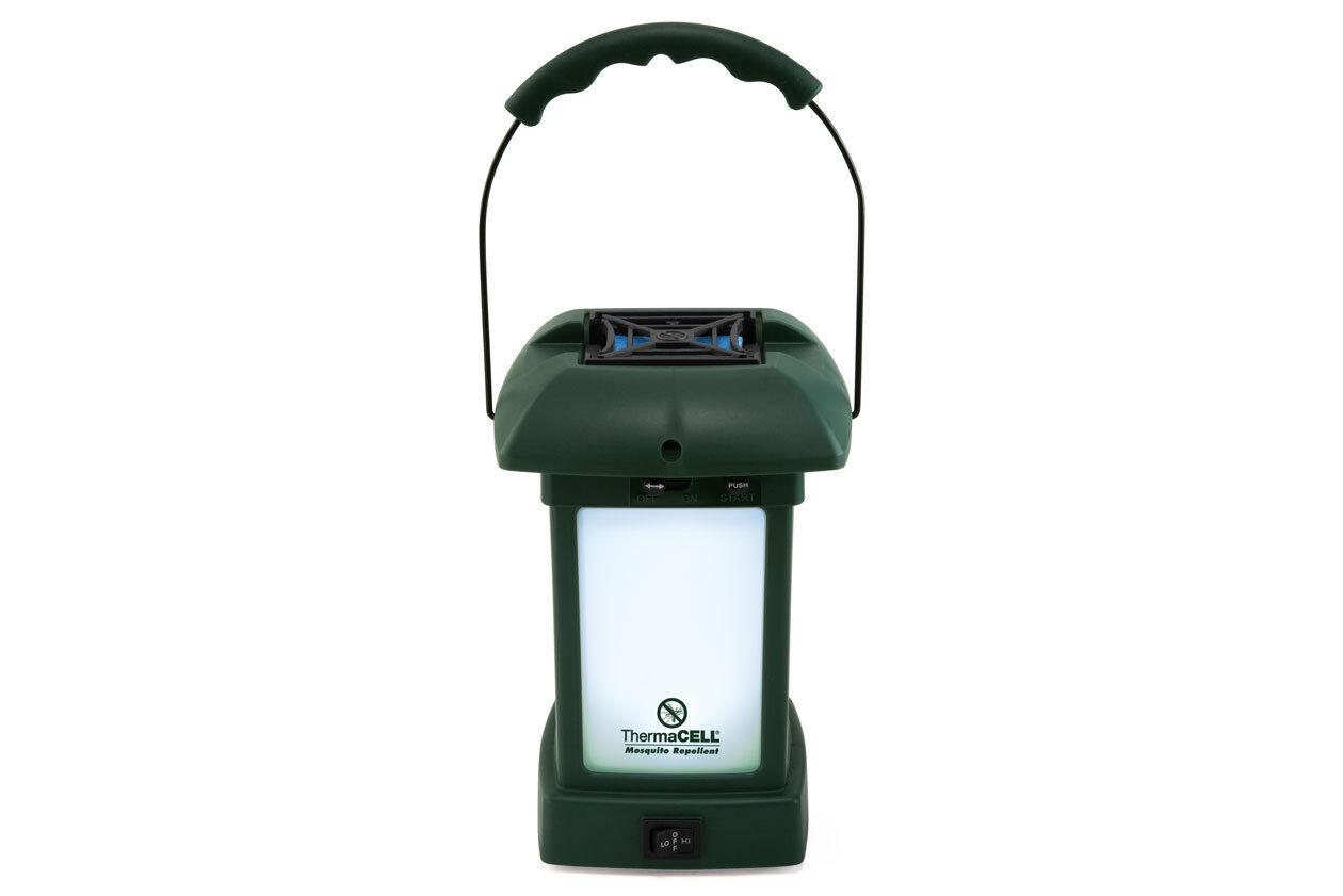 Thermacell Moustiques Camping Lantern MR-9L Jardin LED Moustique