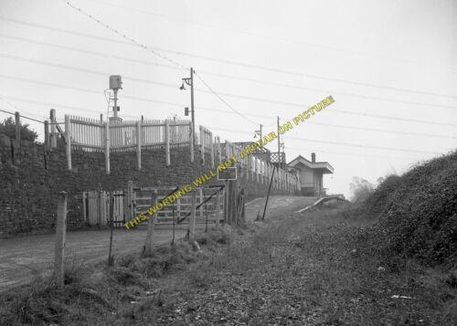 Weymouth Dorchester 12 GWR. Upwey Junction Railway Station Photo