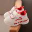 New Girls Kids Trainers Shoes Sneaker Children Toddler Shoes Size4.5-11 E220-4
