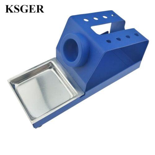 KSGER  DIY T12 Holder Soldering Iron OLED Station Stand FX9501 Handle Welding